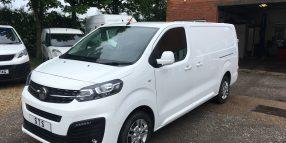 '20' Vauxhall Vivaro Sportive L2H1 (New Shape)