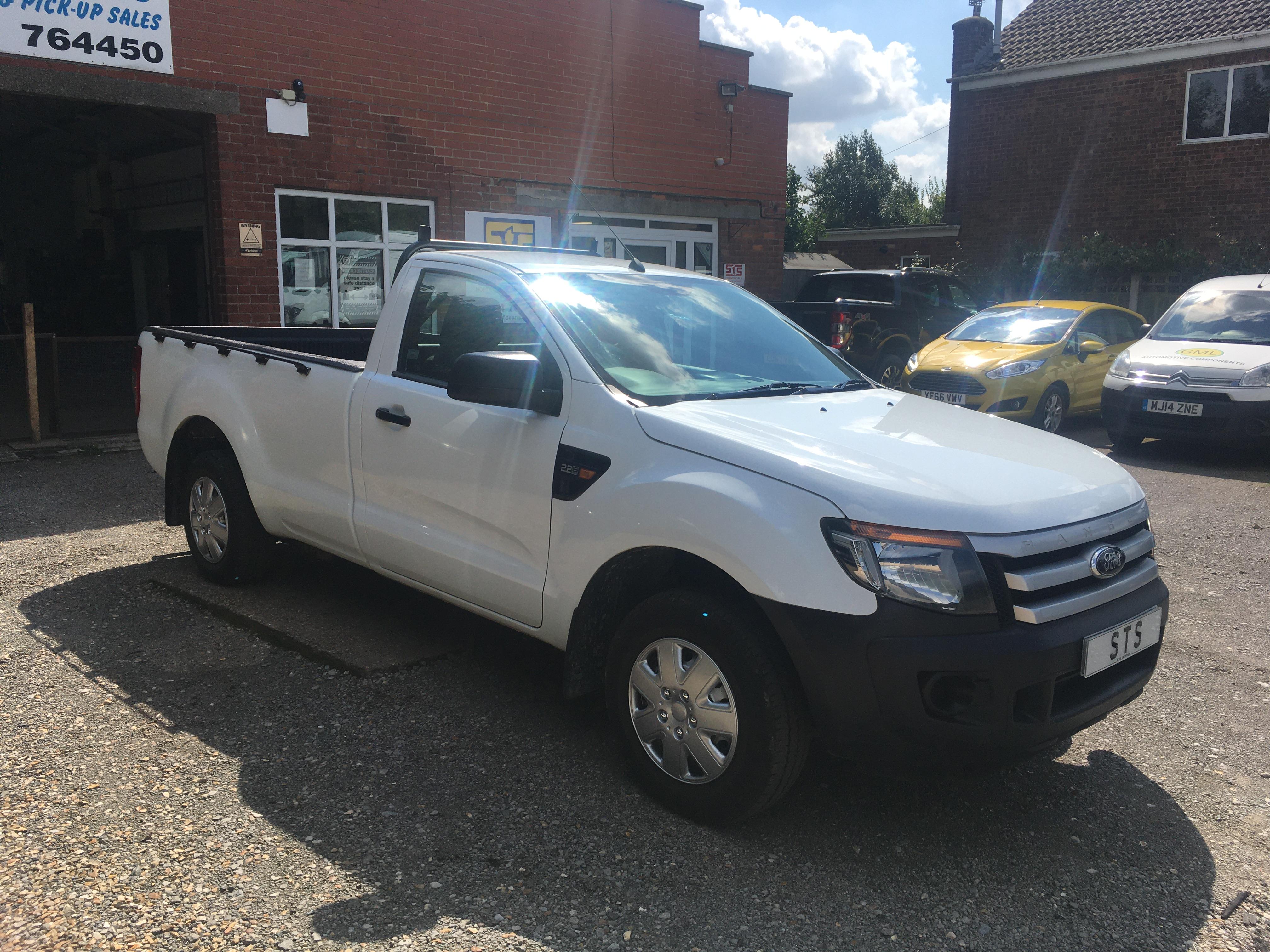 '13' Ford Ranger XL 4×2 Single Cab